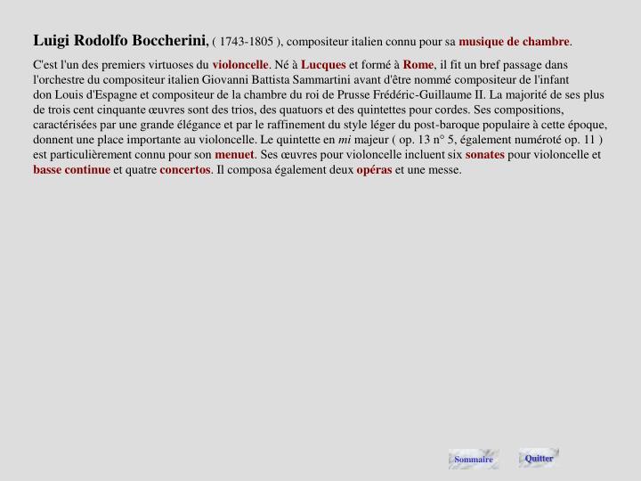 Luigi Rodolfo