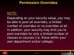 permission overrides2