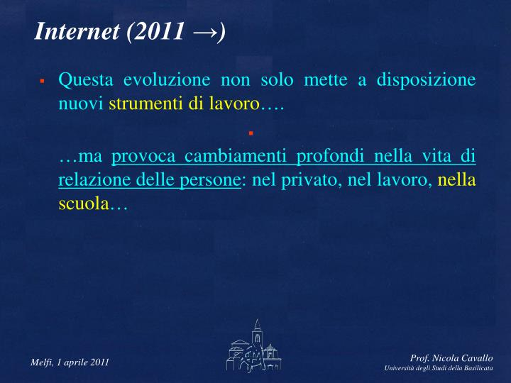 Internet (2011