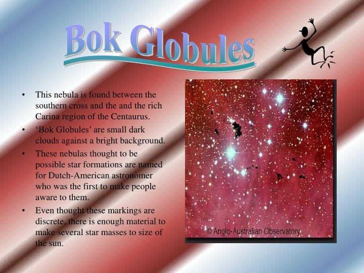 Bok Globules