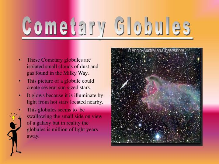 Cometary Globules