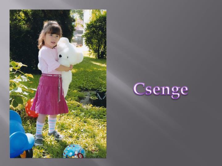 Csenge