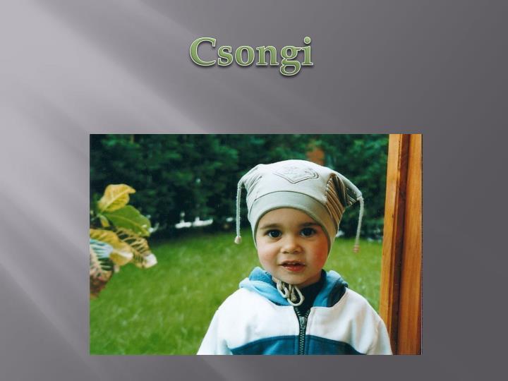 Csongi