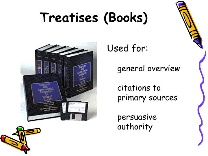 Treatises (Books)