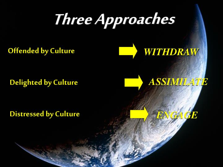 Three Approaches