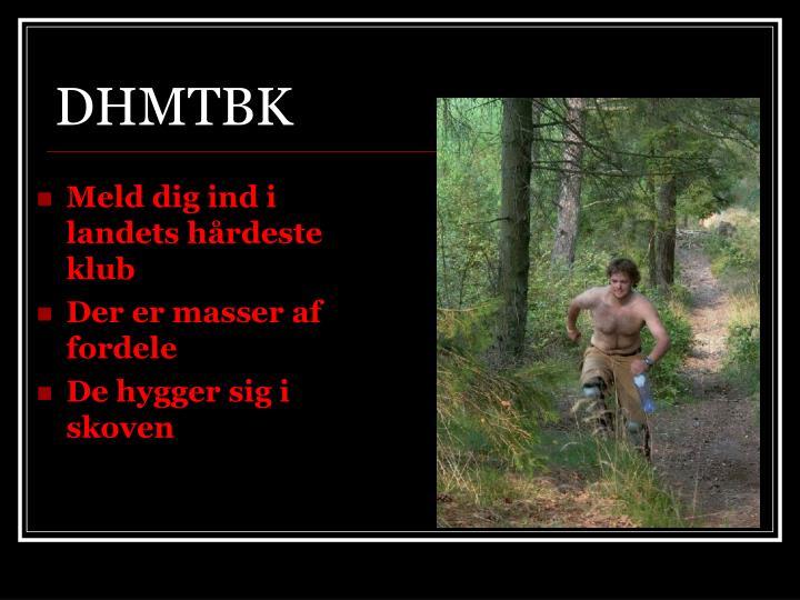 DHMTBK