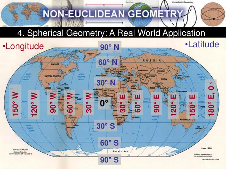 4. Spherical Geometry: A Real World Application