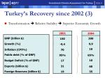turkey s recovery since 2002 3
