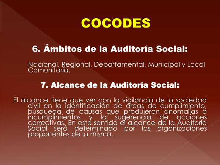 COCODES