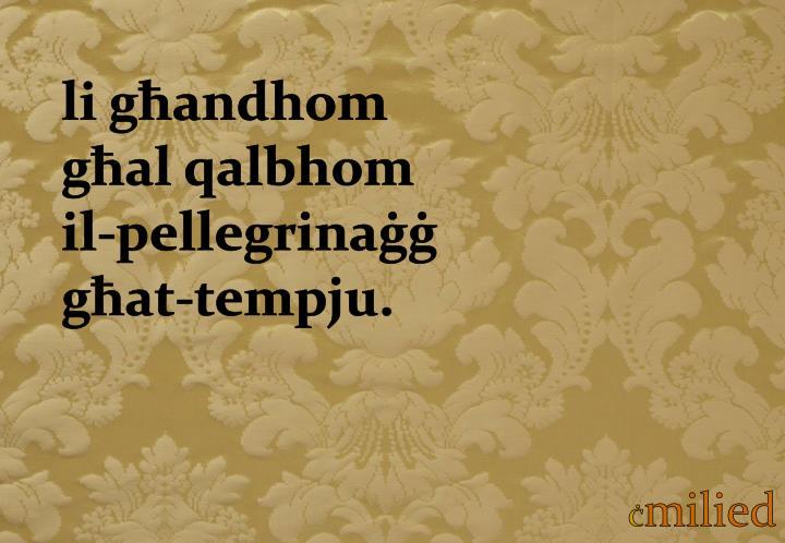 li għandhom
