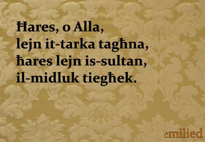 Ħares