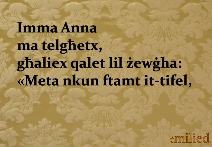 Imma Anna
