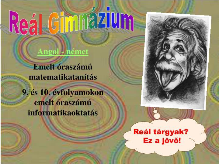 Reál Gimnázium