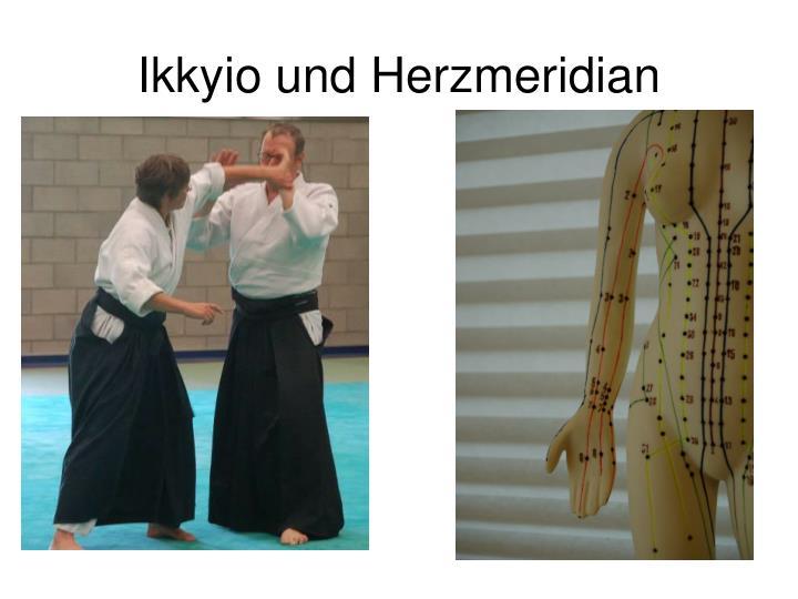 Ikkyio und Herzmeridian