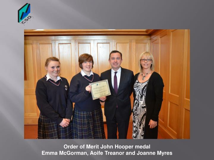 Order of Merit