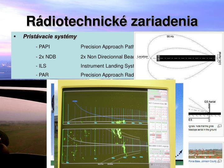 Rádiotechnické zariadenia