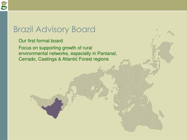 Brazil Advisory Board
