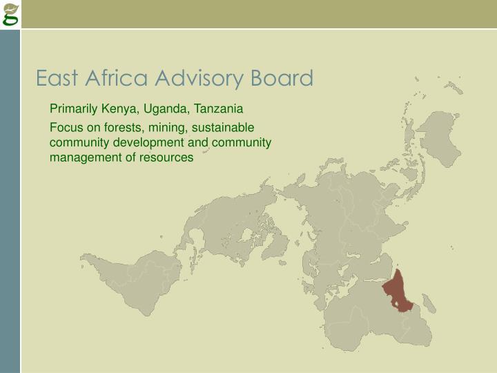 East Africa Advisory Board