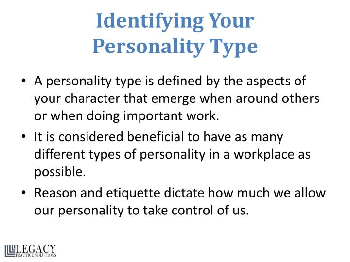 Identifying Your