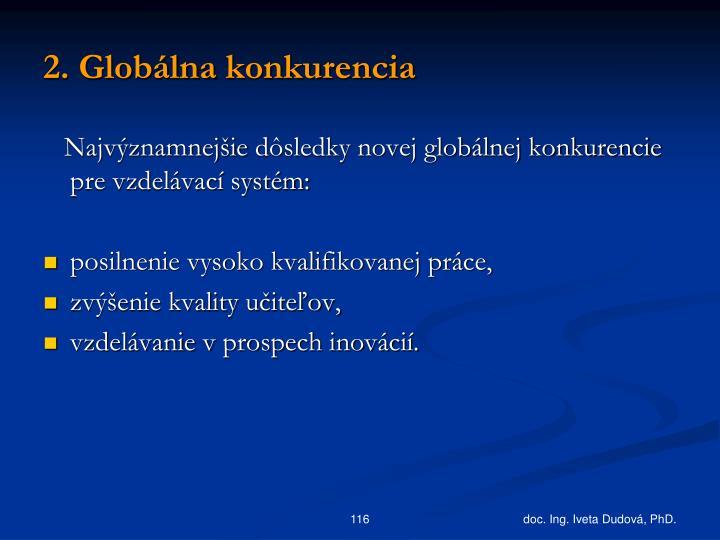 2. Globálna