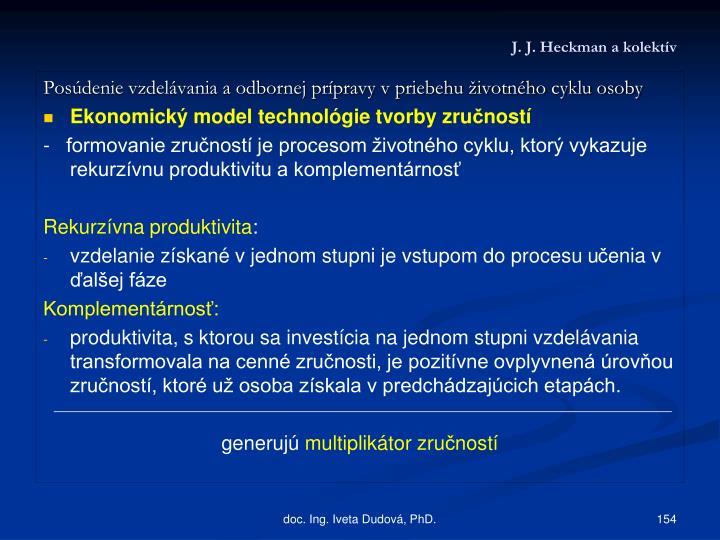 J. J. Heckman