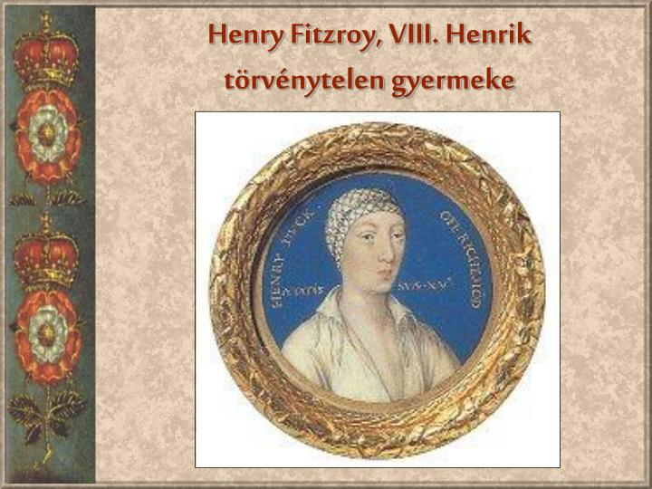 Henry Fitzroy,