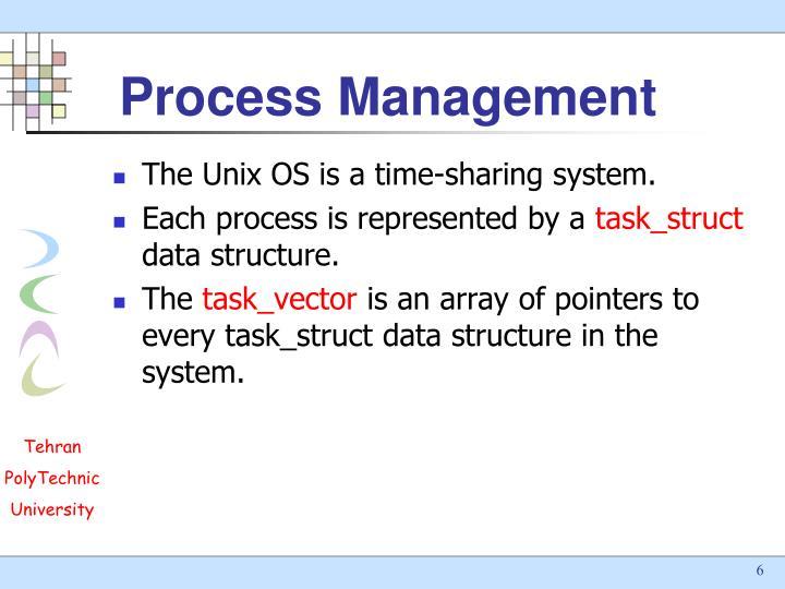 Process Management