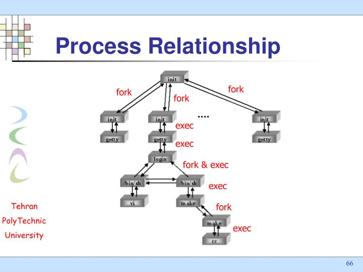 Process Relationship