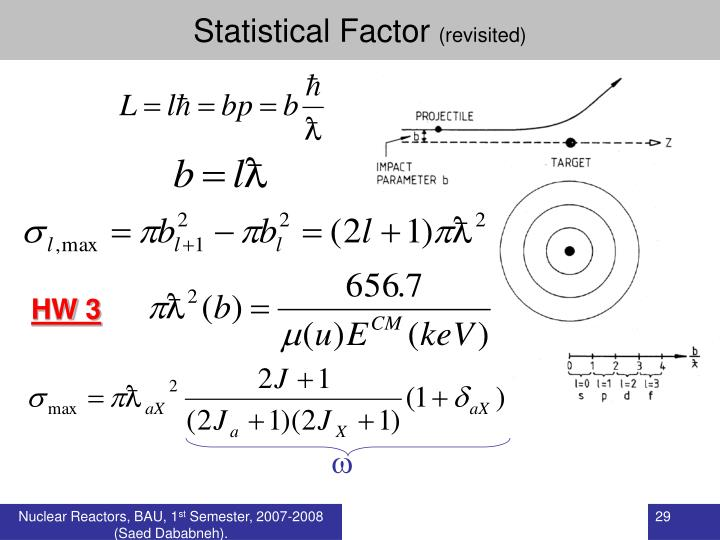 Statistical Factor