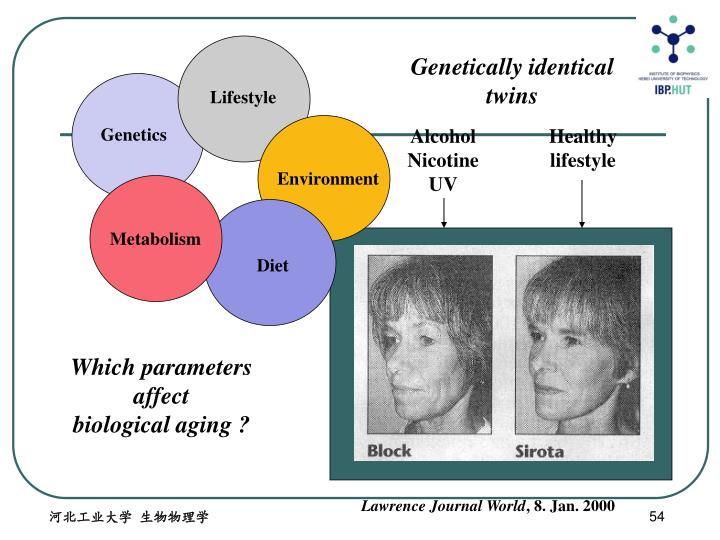 Genetically identical