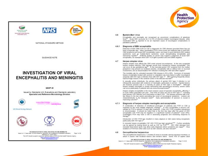 Clinical Guidance Notes (QSOP)