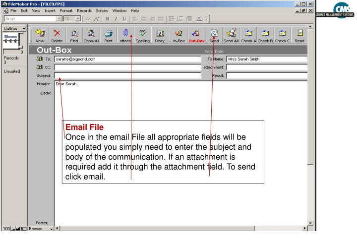 Email File