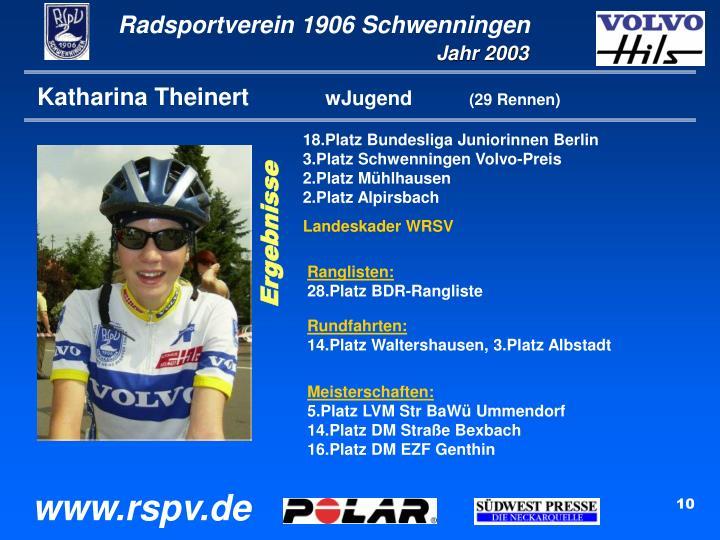 Katharina Theinert