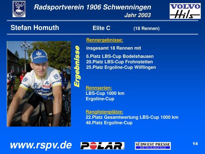 Stefan Homuth