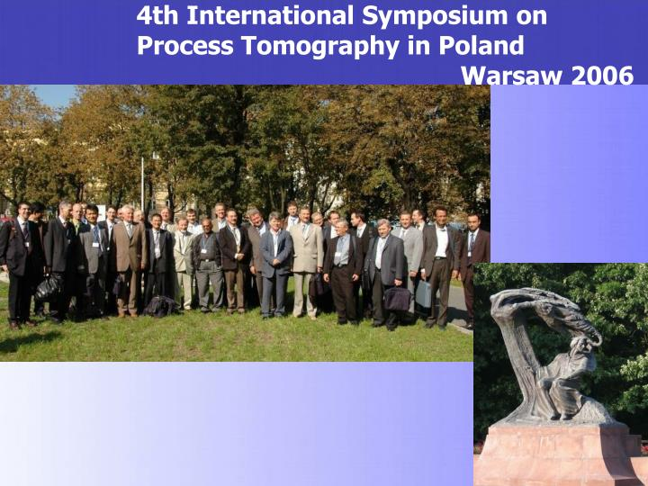 4th International Symposium on
