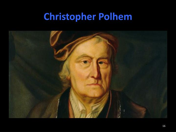 Christopher Polhem