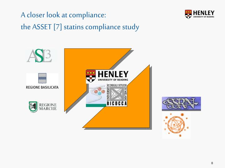 A closer look at compliance: