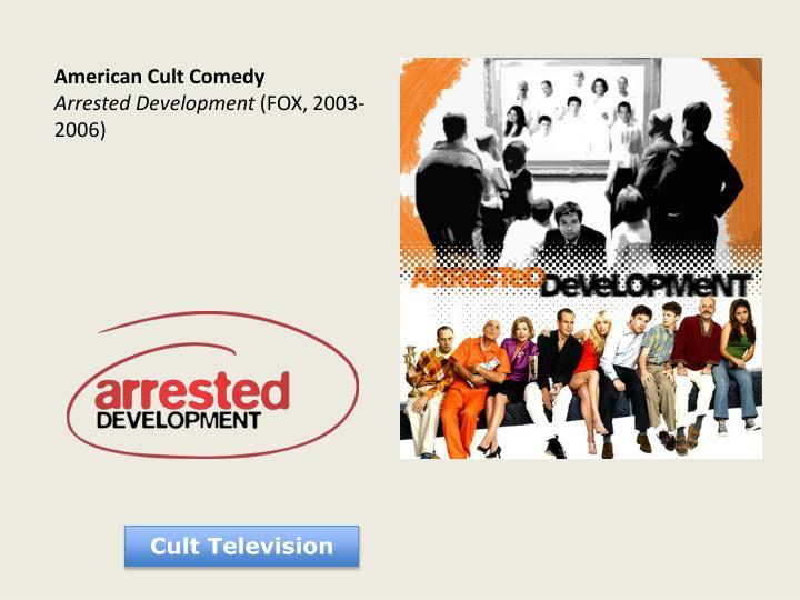 American Cult Comedy