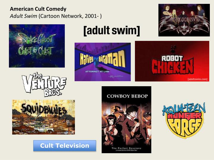 American Cult Comedy