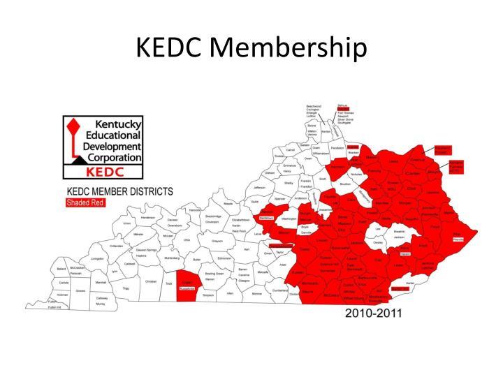 KEDC Membership