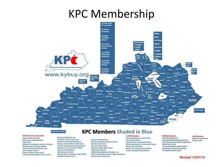 KPC Membership
