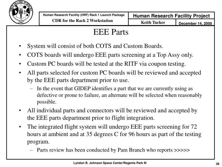EEE Parts
