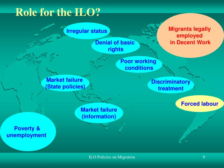 Role for the ILO?