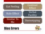 bias errors1