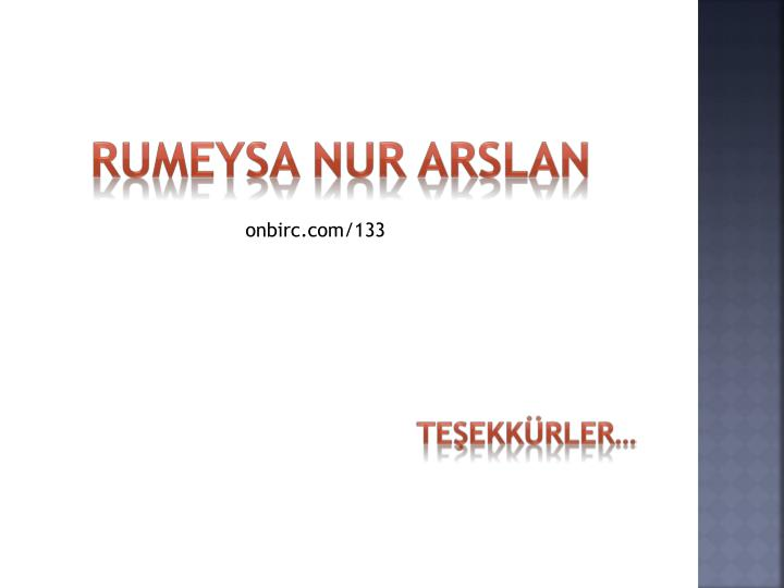 Rumeysa