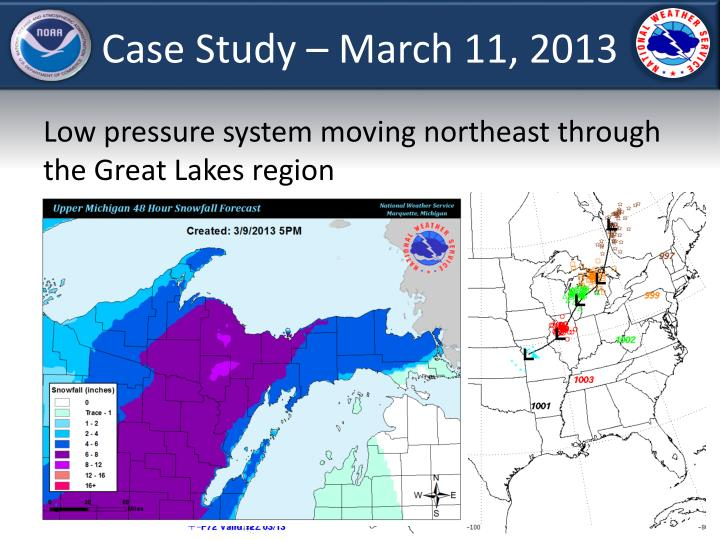 Case Study – March 11, 2013