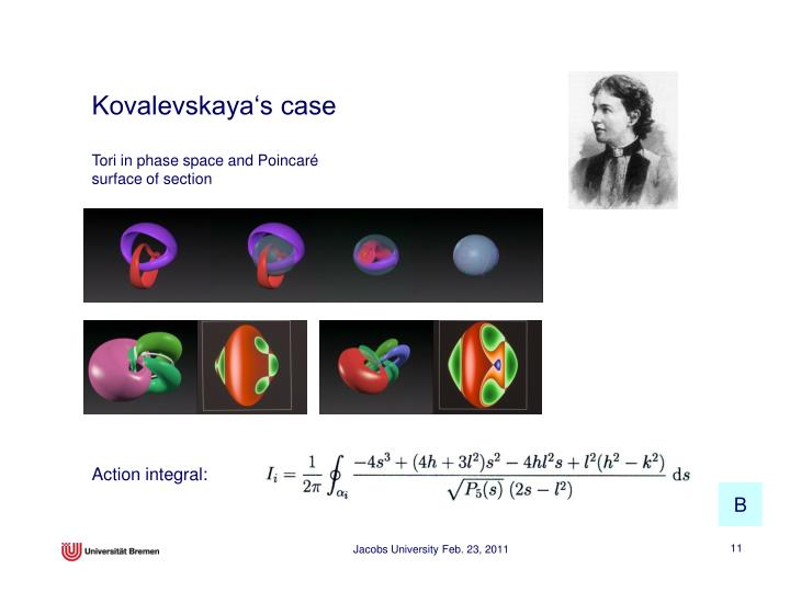 Kovalevskaya's case