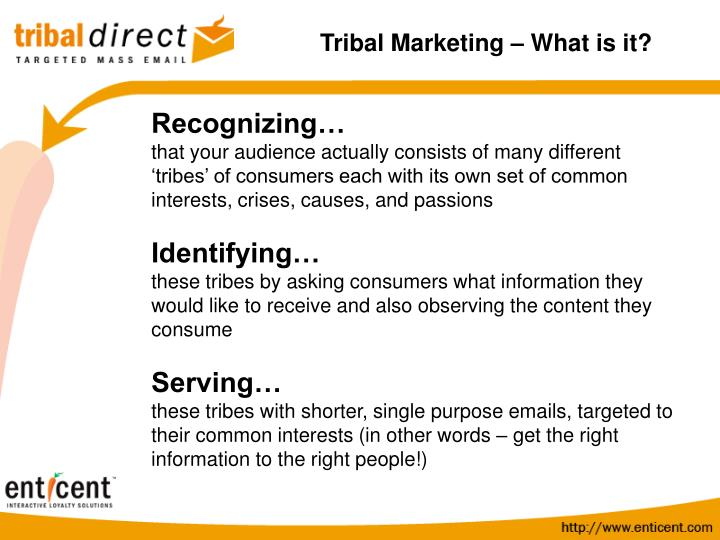 Tribal Marketing – What is it?