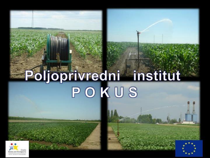 Poljoprivredni   institut