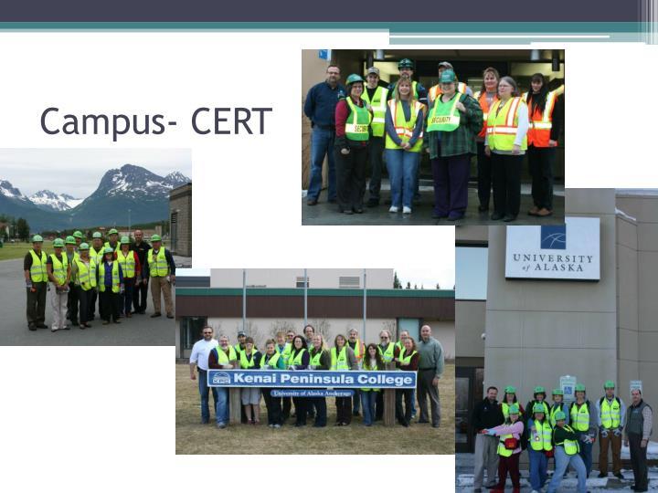 Campus- CERT